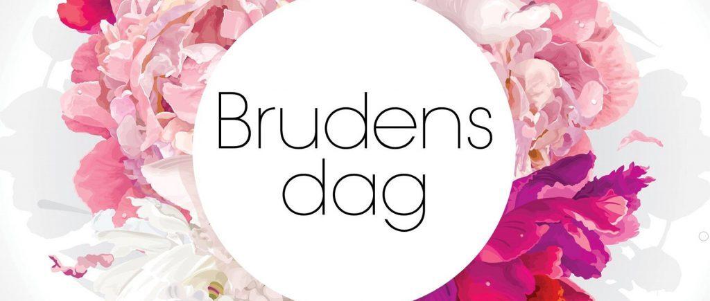 Brudens dag logo - Eksklusivt event for den kommende brud